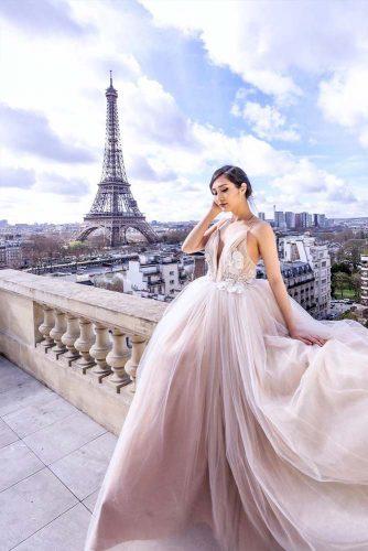 The Most Romantic Getaway: Paris, France #eiffeltower