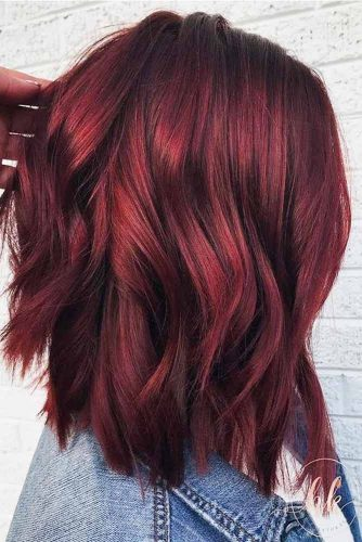 Burgundy Hair Colors picture 2