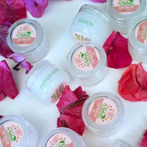 Vanilla Coconut Oil Lip Balm