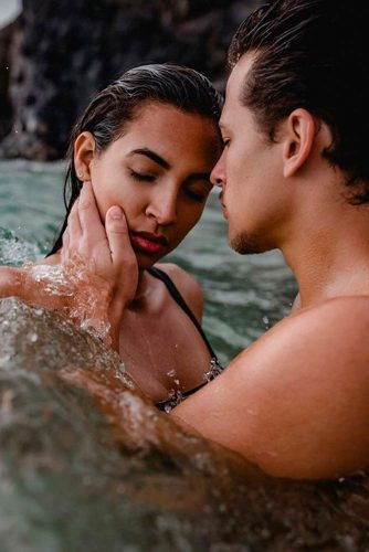 Sex In The Water #sexycouple #sexyphotos #hotlove