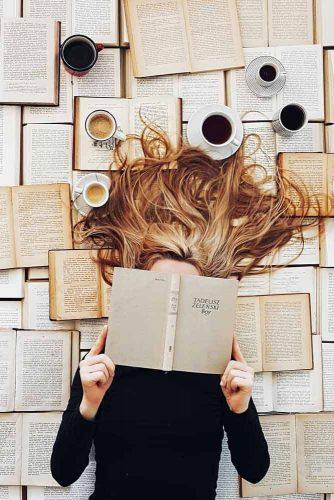 Coffee And Books #books