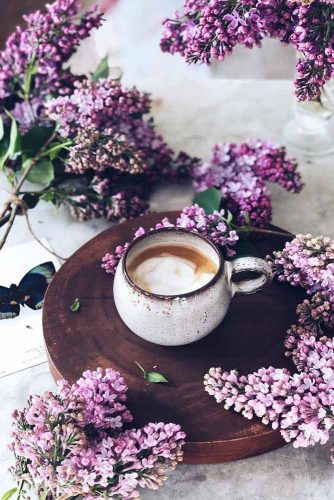 Lose Weight With Coffee #lilac #lilacflower