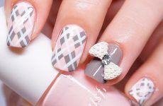 Choose An Argyle Nails Tutorial To Follow Next Time