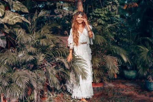 Boho Wedding Dress Options To Blow Everyone Away