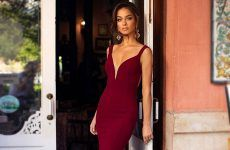 Top Beautiful Burgundy Color Pieces Around Us