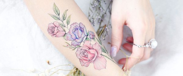 21 Gorgeous Looking Watercolor Tattoo Ideas