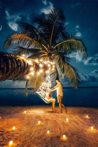 Magical Romantic Décor Idea #honeymoon