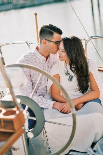 Happiness #engagementphoto #couple #love