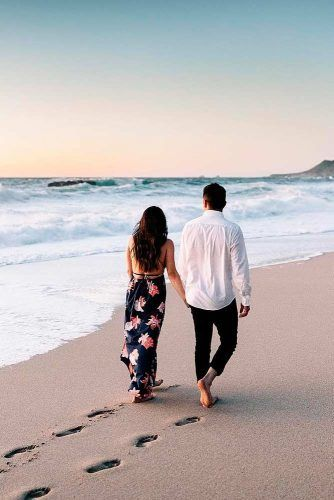 Romantic Walk #love #relationship
