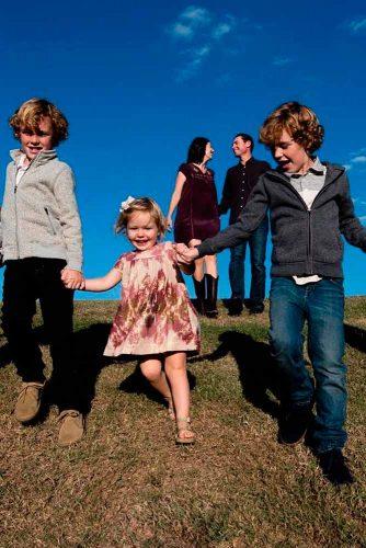 Run Together #kidsphotography