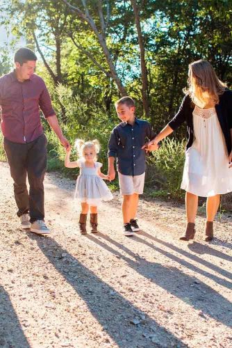 Unforgettable Family Walk #familytime #photosession
