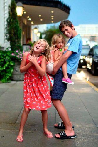 Only Siblings Portrait #moments #kidsphoto