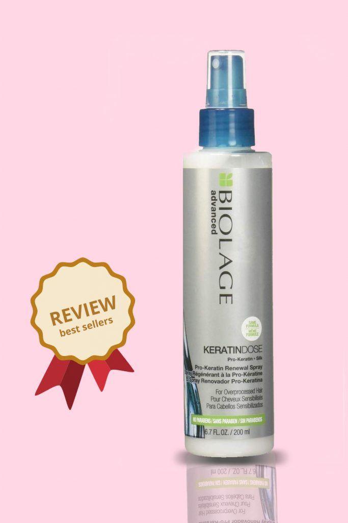 BIOLAGE Advanced Keratindose Pro-Keratin Renewal Spray