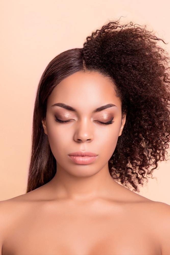What Does A Keratin Hair Treatment Do? #sleekhairstyles #haircare