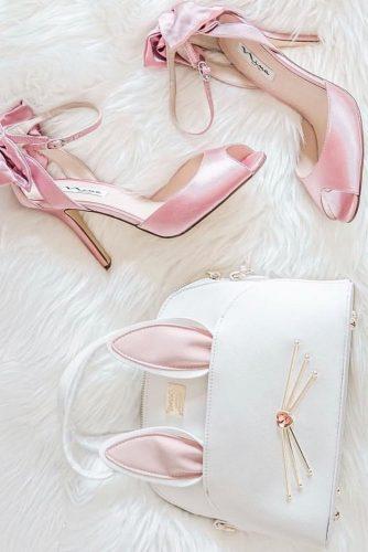 Feminine Pink Shoes #pinkshoes