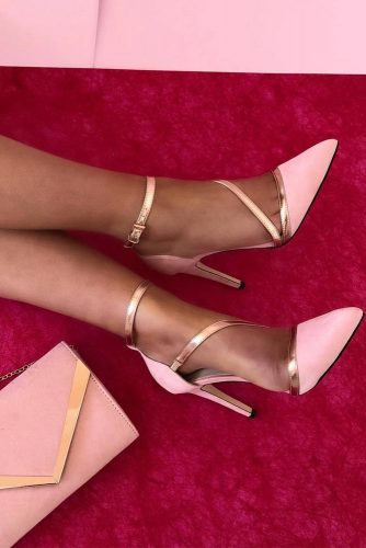 Soft Pink Pumps For The Perfect Look #pinkpumps