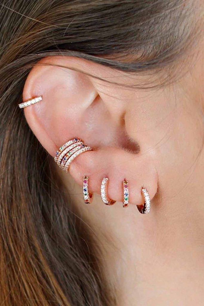 Do You Pierce Both Ears The Same? #beautytips #beauty