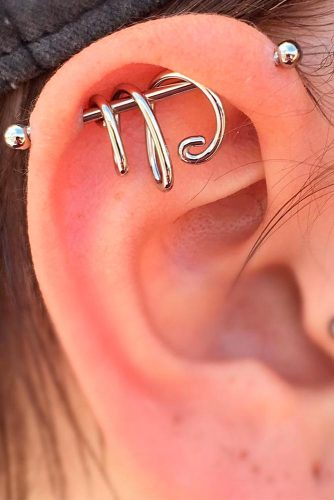 MOST POPULAR TYPES OF EAR PIERCINGS TO CONSIDER - crazyforus