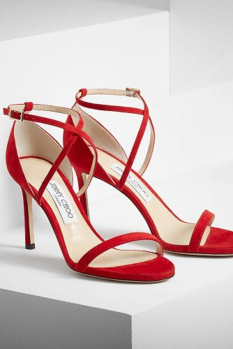 High Heel Sandals For A Luxurious Look #highheelssandals
