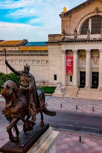 To Take In The Arts In St. Louis Art Museum #art #museum