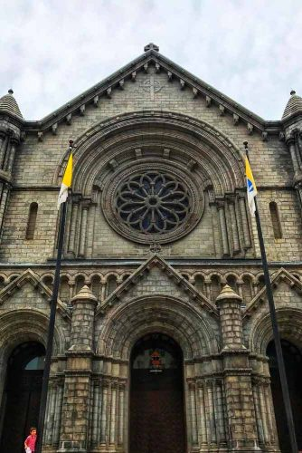 Visit Cathedral Basilica of St. Louis #urbanarchitecture