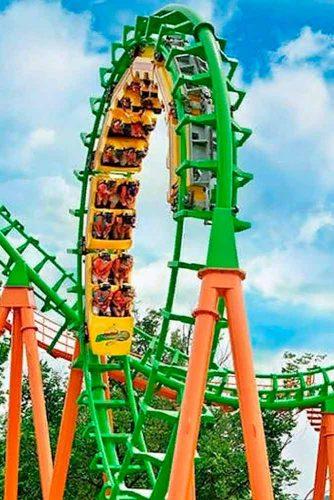 Spent Funny Time In Six Flags St. Louis #sixflags #amusementpark