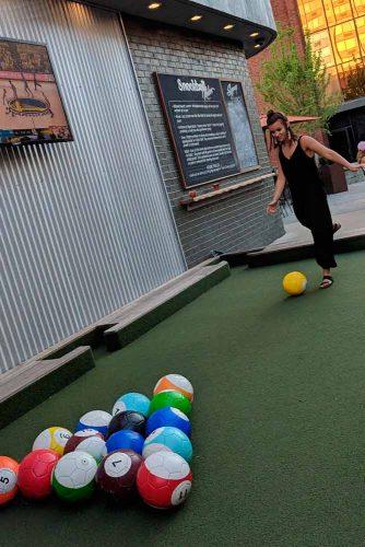 Create Your Own Snookball Tournament #sport #snookball