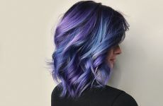 Blue And Purple Hair Looks Main