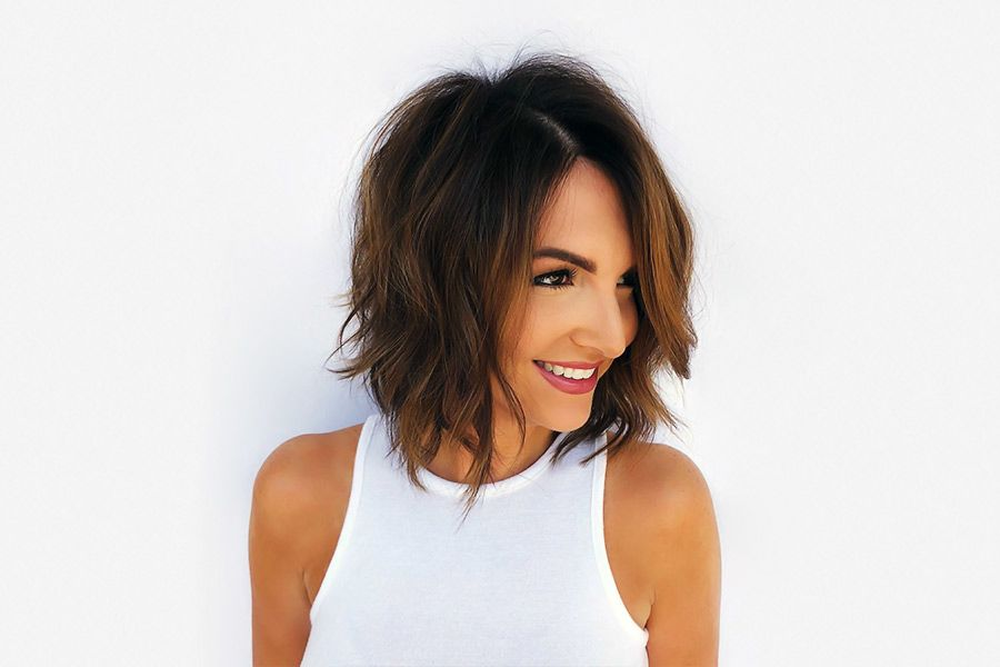 Layered Bob Hairstyles For Extra Volume And Dimension