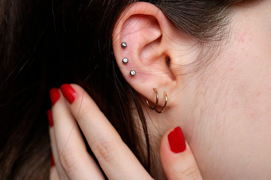 Most Popular Types Of Ear Piercings To Consider