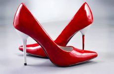 Sassy Red Heels Designs To Make A Fashion Statement