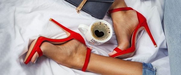 18 Sassy Red Heels Designs To Make A Fashion Statement