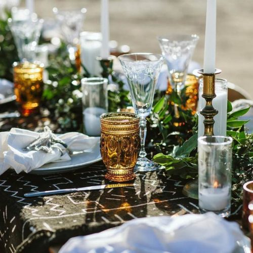 Amber Glasses Designs For Table Space #amberglasses