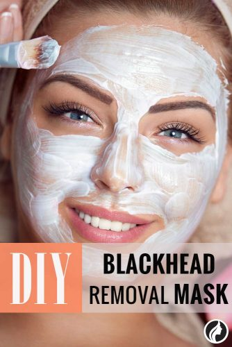 DIY Blackheads Peel Off Mask With Egg White #eggwhitemask