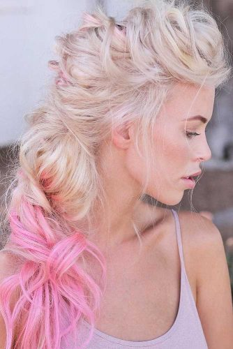 24 Cool And Daring Faux Hawk Hairstyles For Women Crazyforus