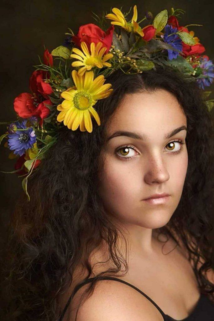 Fake Beauty Flower Crown For Any Occasion