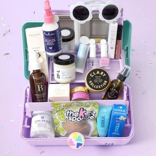 Makeup Case For Teens #plasticmakeupcase