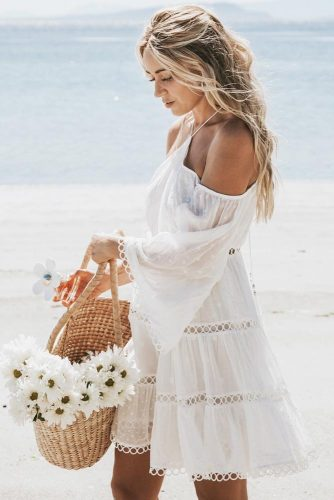 Bohemian Chic For Your Beach Vacation #bohemiandress