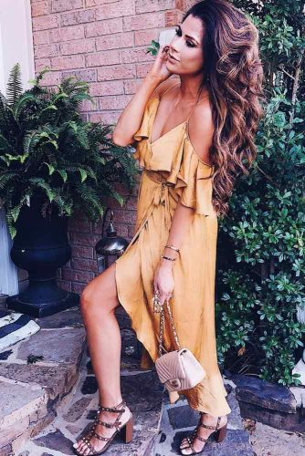 Off The Shoulder Dress For Everyday Wear #casualdress