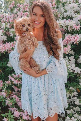 Light Blue Dress To Have Fun #minidress #lightblue