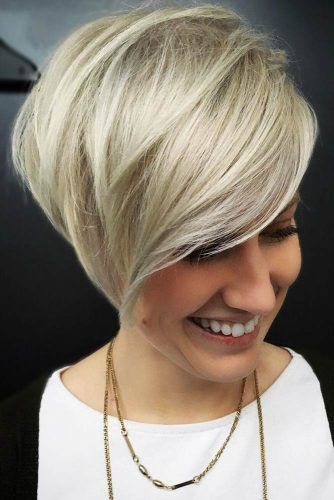 Long Layered Straight Pixie Hairstyle #pixie #layeredhair #straighthair