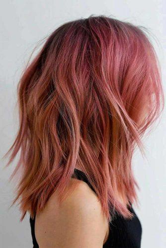 Long Layered Straight Hair Bob Cut #longbob #layeredhaircut