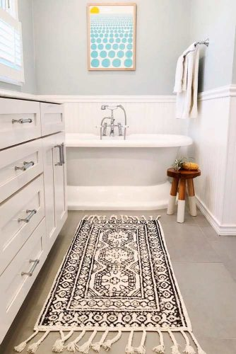 Cozy Mats #bathroommats