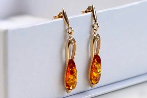 Amber Color Inspiration For Stylish Ladies