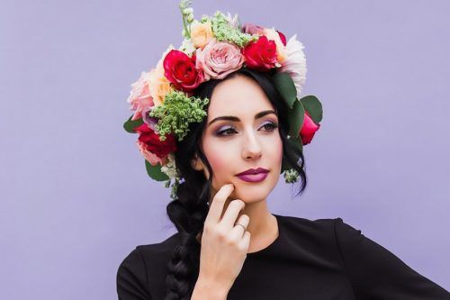 Flower Crown Accessories For Your Bright And Unique Image