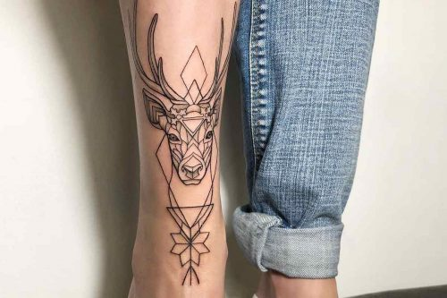 Geometric Tattoos Ideas With Unique Meanings