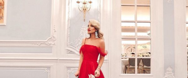 18 Trendy And Sassy Off The Shoulder Dress Designs