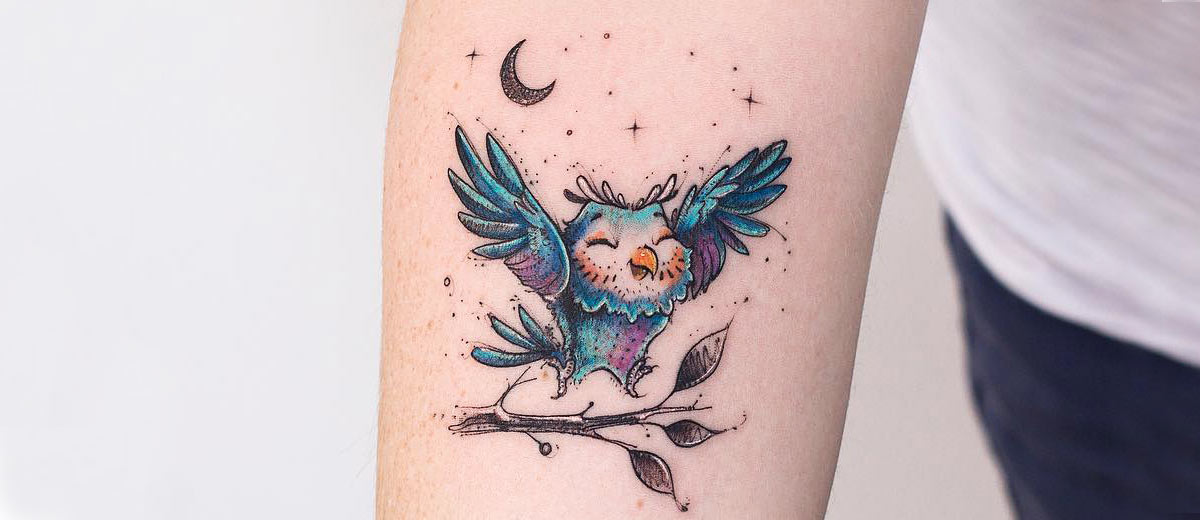 Owl Tattoo Designs That Will Make You Drool With Satisfaction