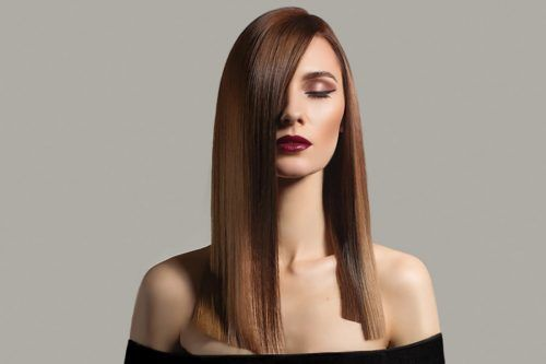 Cool And Trendy Ways Of Rocking Straight Hair