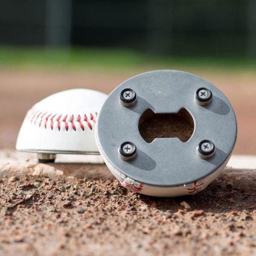 Beer And Baseball Lover Gift #baseball #bottleopener